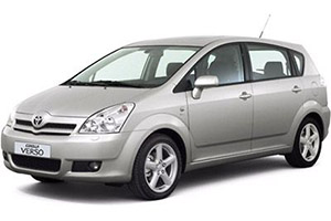 Toyota Corolla Verso (AR10) (2004-2009)
