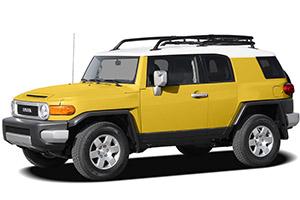 Toyota FJ Cruiser (2006-2014)