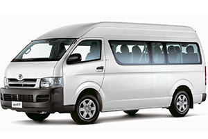 Toyota HiAce (H200) (2004-2013)