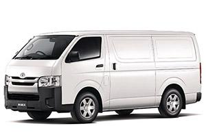 Toyota HiAce (H200) (2013-2018)