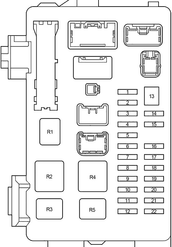 Toyota Proace Verso User Wiring Diagram