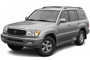 Toyota Land Cruiser 100 (1998-2003)