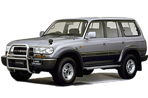 Toyota Land Cruiser 80 (1990-1997)