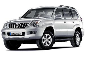 Toyota Land Cruiser Prado (J120) (2002-2009)