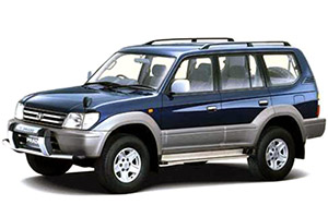 Toyota Land Cruiser Prado (J90) (1996-2002)