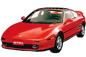Toyota MR2 (W20) (1989-1999)
