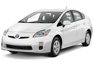 Toyota Prius (XW30) (2009-2015)