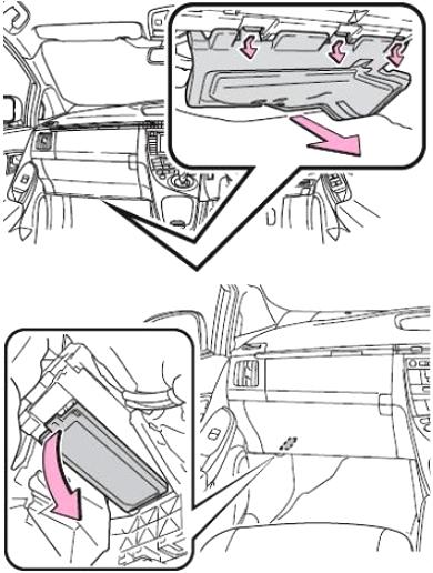 Toyota Prius V Prius Zvw40 2011 2018 Fuse Diagram Fusecheck Com