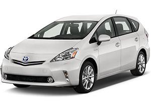 Toyota Prius v, Prius+ (ZVW40) (2011-2018)