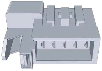 Схема блока предохранителей