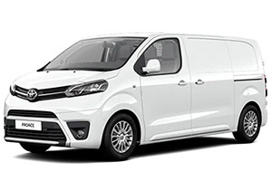 Toyota ProAce (2016-2018)