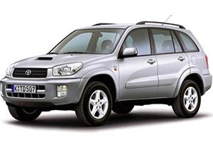 Toyota RAV4 (XA20) (2000-2005)