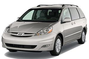 Toyota Sienna (XL20) (2003-2010)