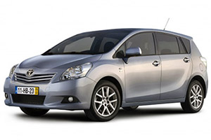 Toyota Verso (AR20) (2009-2017)