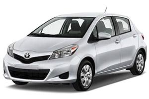 Toyota Yaris (130) (2010-2017)