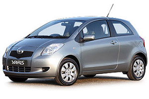Toyota Yaris (XP90) 2005-2012 гг.