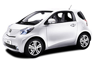 Toyota iQ and Scion iQ (2008-2015)