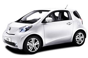 Toyota iQ и Scion iQ (2008-2015)