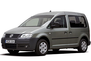 Volkswagen Caddy (2005-2008)