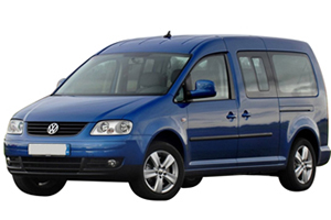Volkswagen Caddy (2008-2010)