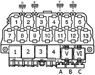 Relay Block Diagram