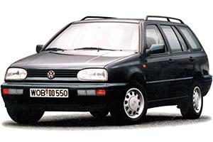 Volkswagen Golf III / Vento (1991-1997)