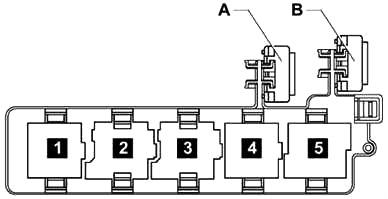 Relay carrier (upper)