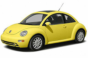 Volkswagen New Beetle (1997-2010)