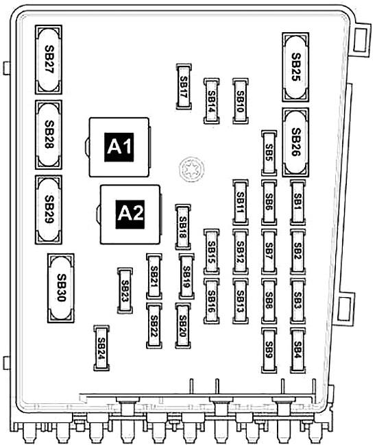 Diagram  Passat B7 Fuse Diagram Full Version Hd Quality