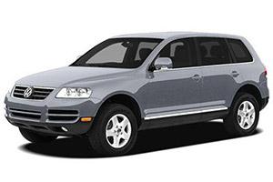 Volkswagen Touareg (2002-2005)