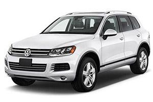 Volkswagen Touareg (2010-2018)