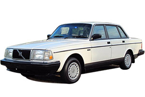Volvo 240 and 260 (1974-1993)