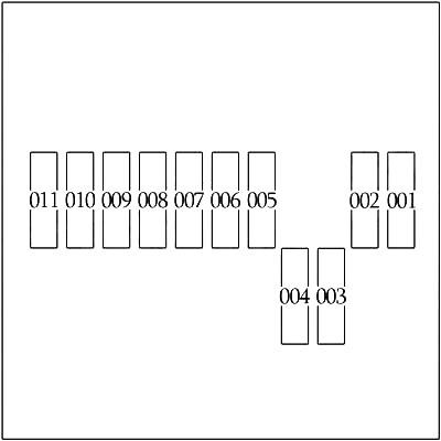 Встроенный модуль питания - моторный отсек N62