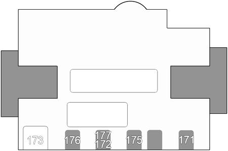 Блок плавкой вставки (незаменяемый)
