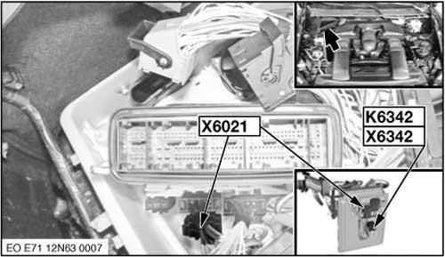 Bmw X6  E71  E72   2007