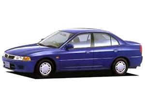 Mitsubishi Lancer, Mirage, Colt (1995-2003)