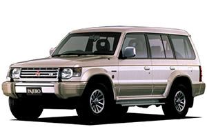 Mitsubishi Pajero, Montero, Shogun (1991-1999)